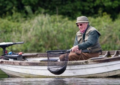 New Platt Fisheries | Fishing Lake Cheshire | fisherman