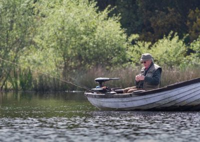 New Platt Fisheries | Trout Fishing Lake Cheshire | fisherman